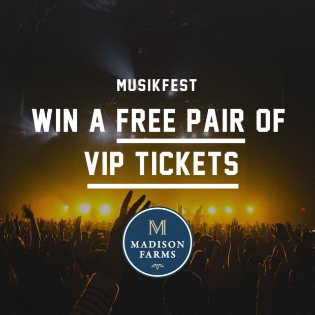 #MadisonFarmsxMusikFest