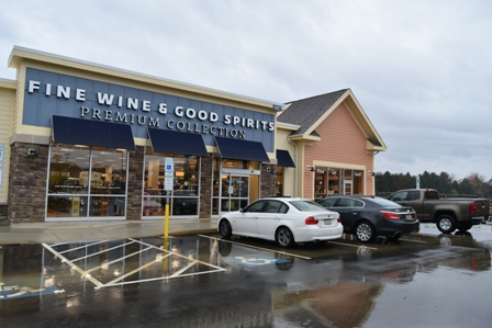 New Fine Wine Amp Good Spirits Store Now Open At Madison